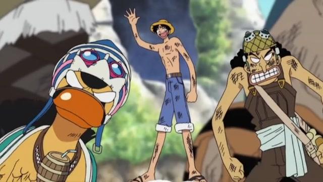 One Piece Episódio - 77Adeus à Ilha Dos Gigantes!