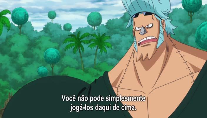 One Piece Episódio - 775Salvem o Elefante Gigante