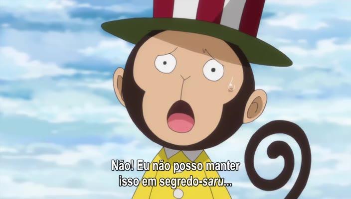 One Piece Episódio - 779Kaido Retorna!