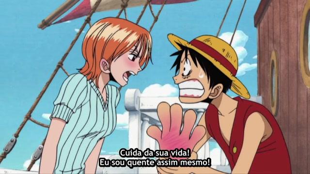 One Piece Episódio - 78Nami Doente?
