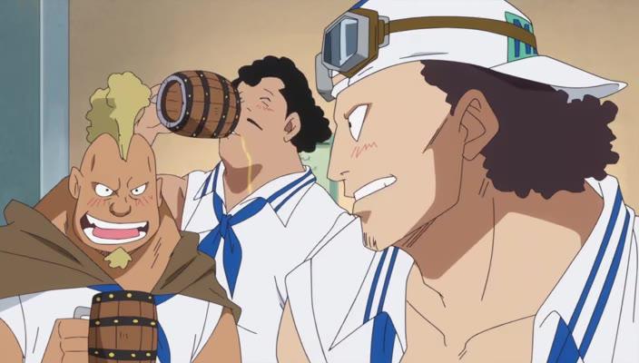 One Piece Episódio - 780Um Front Faminto!