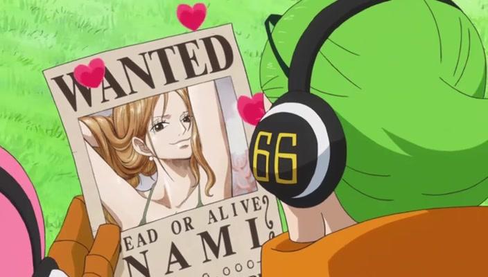 One Piece Episódio - 785A Crise do Veneno Mortal.
