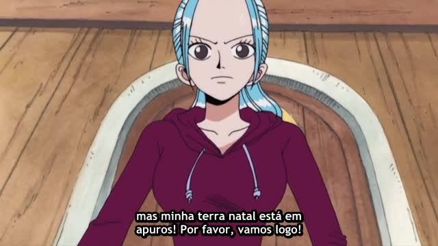 One Piece Episódio - 79Emboscada! O Bliking E Wapol, O Blik