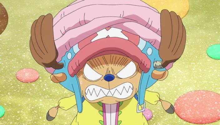 One Piece Episódio - 792Assassinos da Mon!