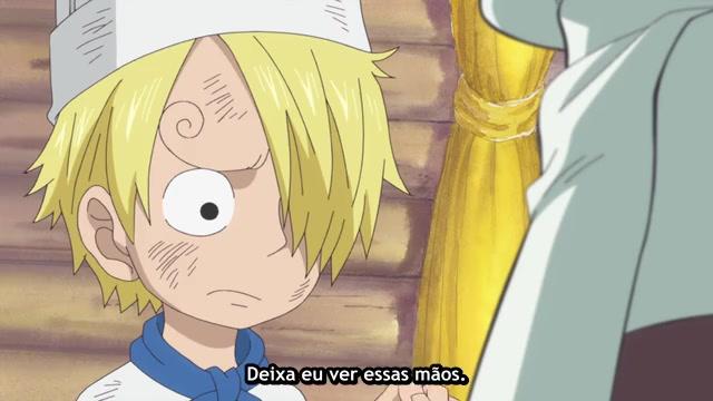 One Piece Episódio - 794Batalha de Pai e Filho!
