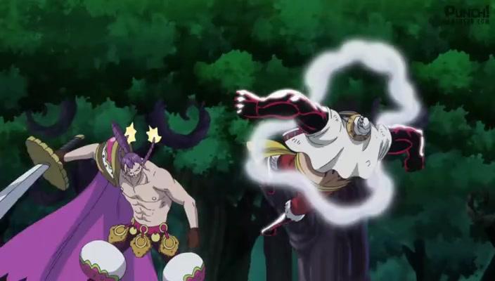 One Piece Episódio - 800O Primeiro e o Segundo Chegam!