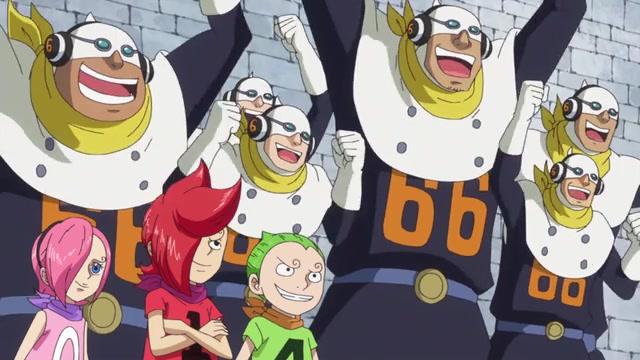 One Piece Episódio - 803O Passado Que Ele Deixou Para Trás!