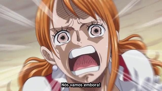 One Piece Episódio - 808Duelo Desolador!