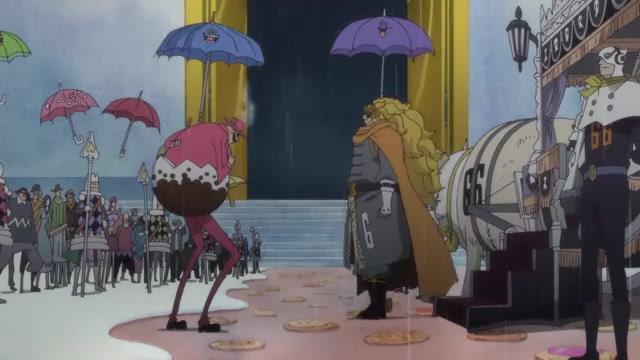One Piece Episódio - 809Uma Tempestade de Vingança!