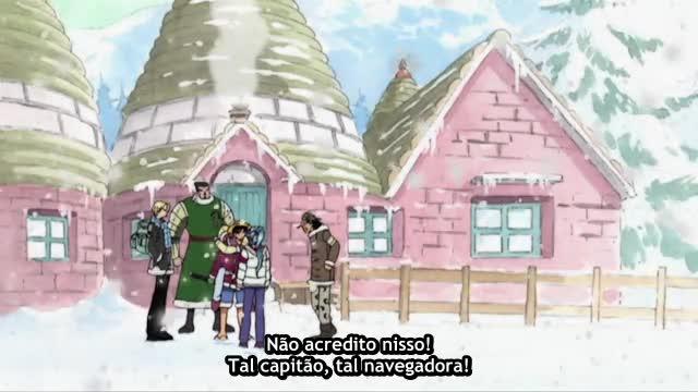 One Piece Episódio - 81Está Feliz?