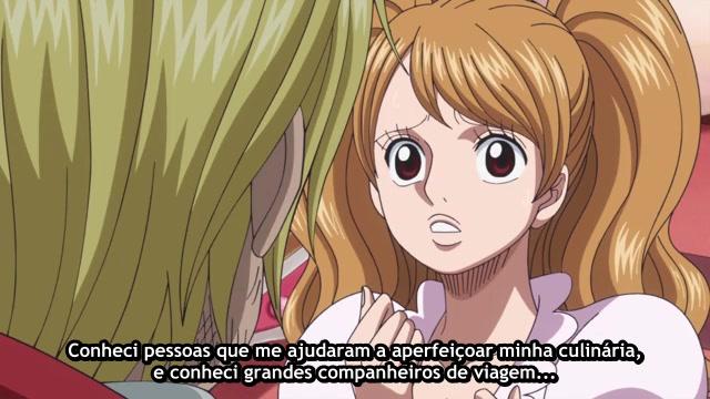 One Piece Episódio - 810O Fim da Aventura!