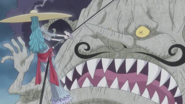 One Piece Episódio - 811Eu vou espera aqui!