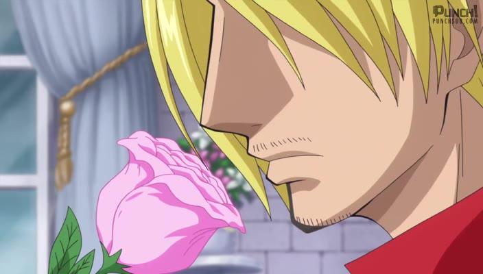One Piece Episódio - 815Adeus! A Determinação Cheia de Lágrimas de Pudding!