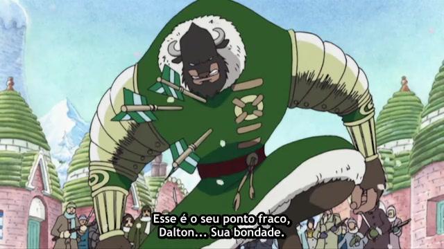 One Piece Episódio - 82A Decisão De Dalton!