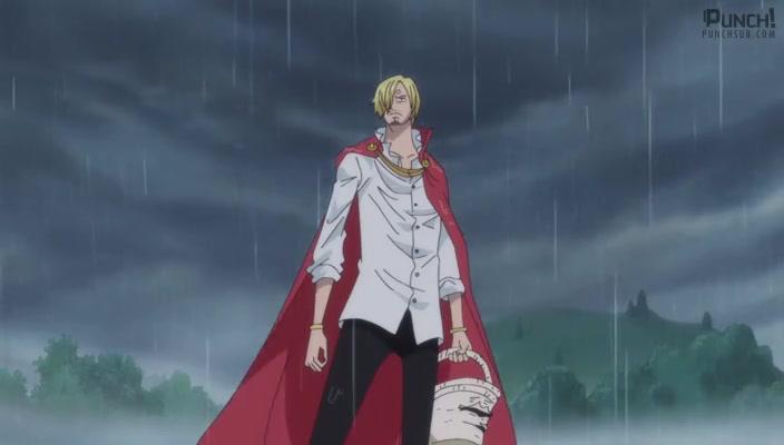 One Piece Episódio - 824O Local do Reencontro! Luffy, no Limite de suas Forças!