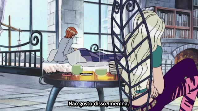 One Piece Episódio - 84A Rena Do Nariz Azul!