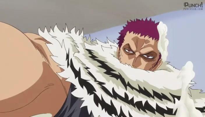 One Piece Episódio - 842A Execução Começa! As Forças Aliadas de Luffy São Aniquiladas?!