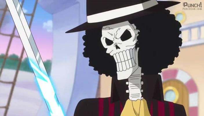 One Piece Episódio - 847Uma Reunião de Coincidência! Sanji e a Maléfica Apaixonada Pudding!