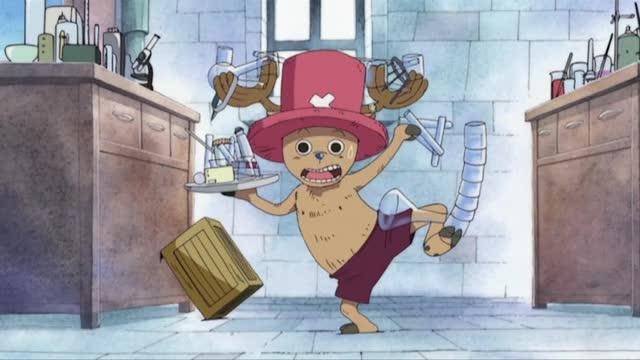 One Piece Episódio - 85O Sonho Dos Excluídos!