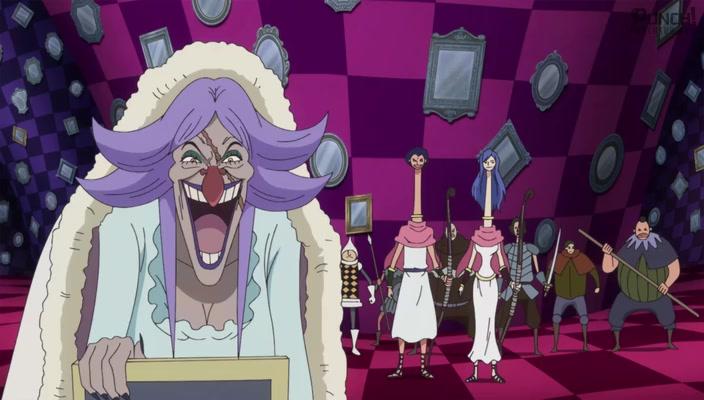One Piece Episódio - 853O Quarto Verde! Um Timoneiro Invencível, Jinbe!
