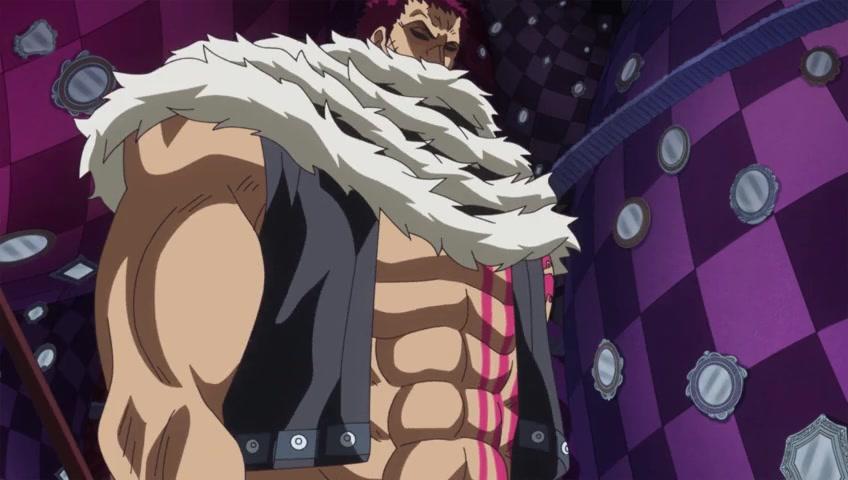 One Piece Episódio - 856O Segredo Proibido! A Merenda de Katakuri!