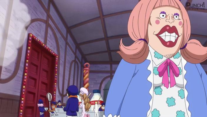 One Piece Episódio - 857Luffy Contra-Ataca! O Ponto Fraco do Invencível Katakuri!