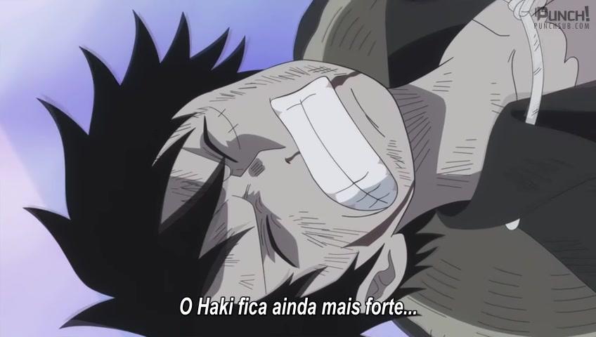 One Piece Episódio - 863Atravesse o Bloqueio! A Grande Batalha Marítima dos Chapéus de Palha!