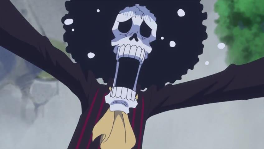 One Piece Episódio - 864Finalmente, se Enfrentam! Imperatriz do Mar VS Chapéus de Palha!