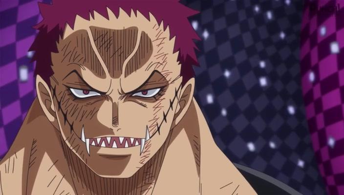 One Piece Episódio - 868A Determinação de um Homem! Katakuri Arrisca Sua Vida!