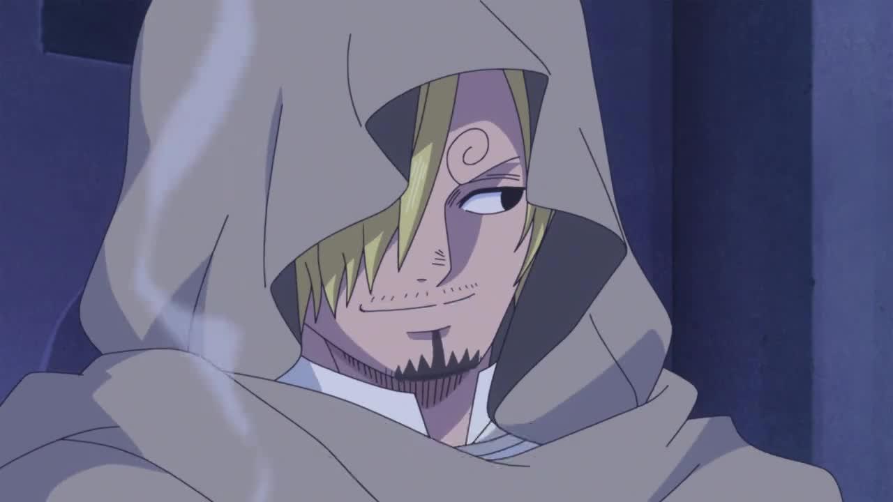 One Piece Episódio - 871Finalmente Acabou! Clímax da Intensa Luta contra Katakuri!