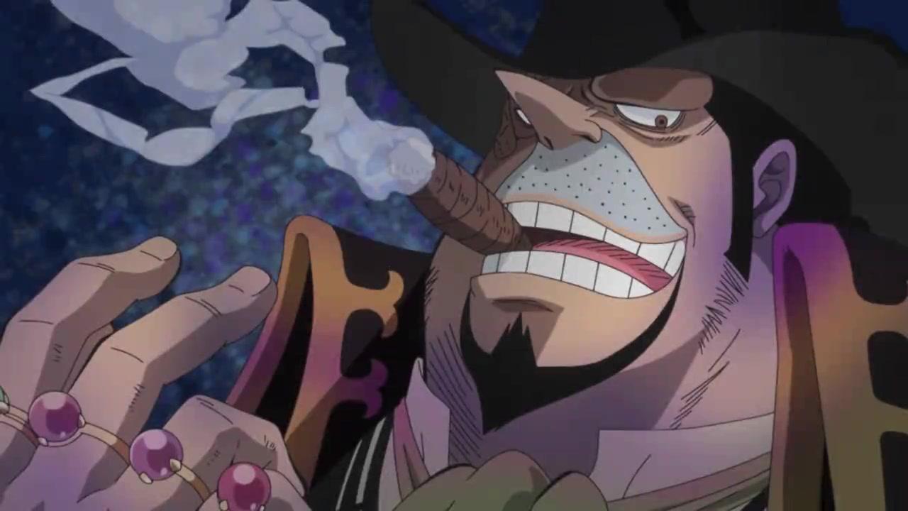 One Piece Episódio - 876Um Homem Cheio de Honra e Humanidade! Jinbe e sua Desesperada Corrente Marinha Gigantesca!!