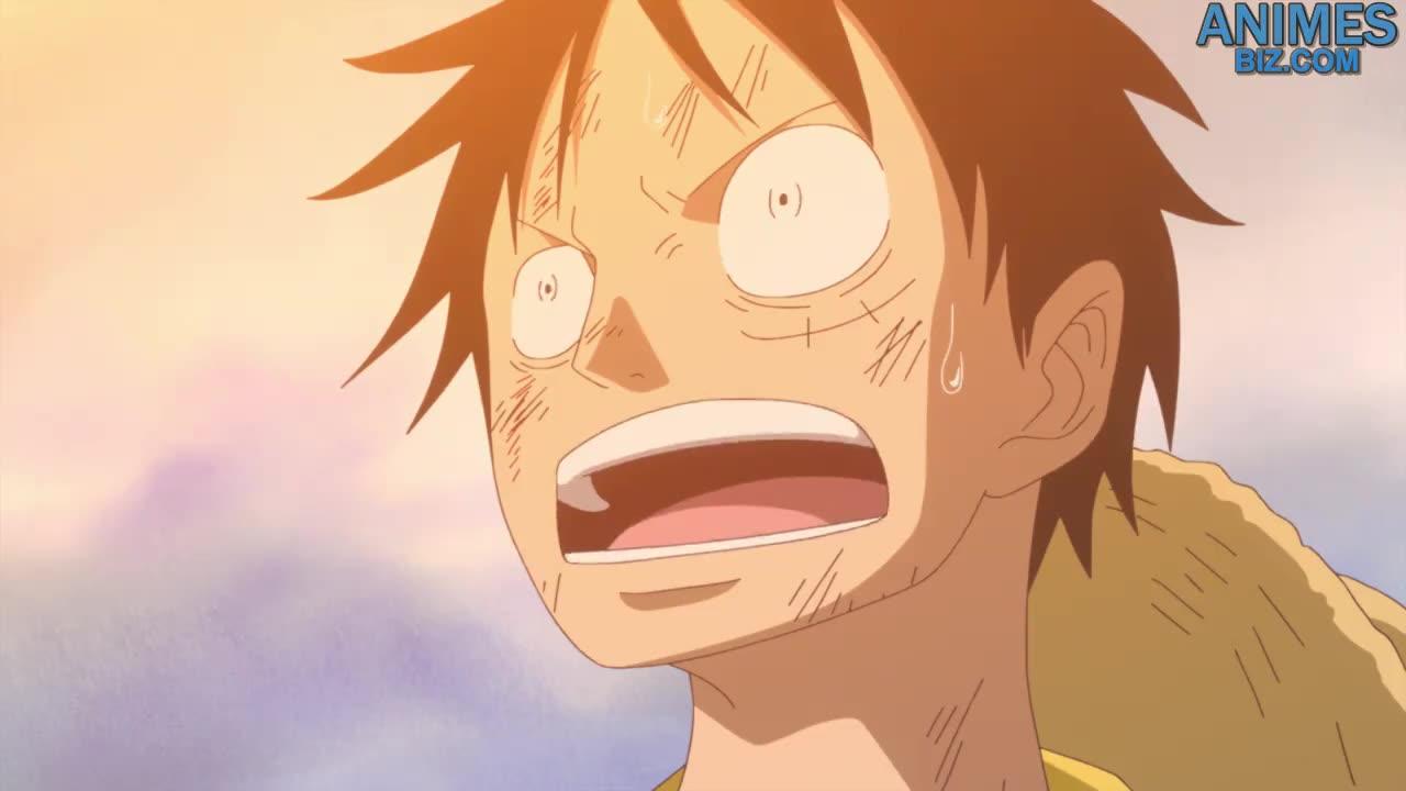 One Piece Episódio - 882A Guerra dos Maiorais! O Desejo Herdado do Rei dos Piratas!