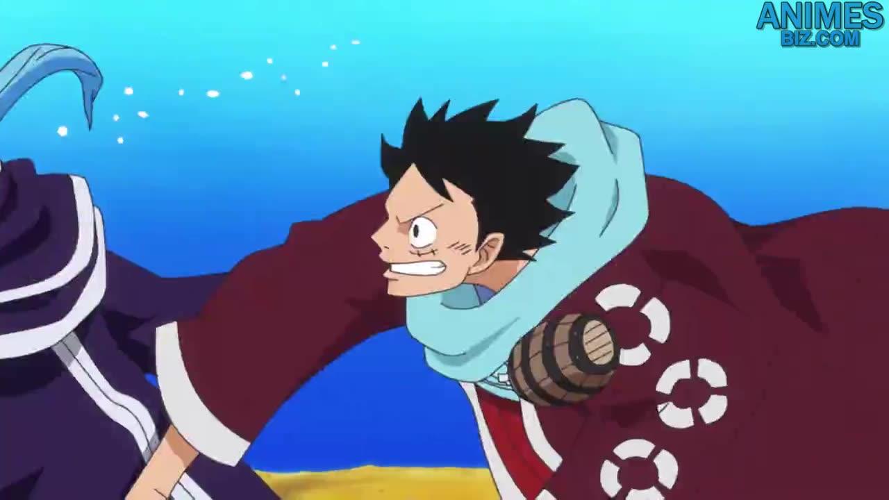 One Piece Episódio - 884Que Saudades Dele! Os Sentimentos de Vivi e Rebecca!