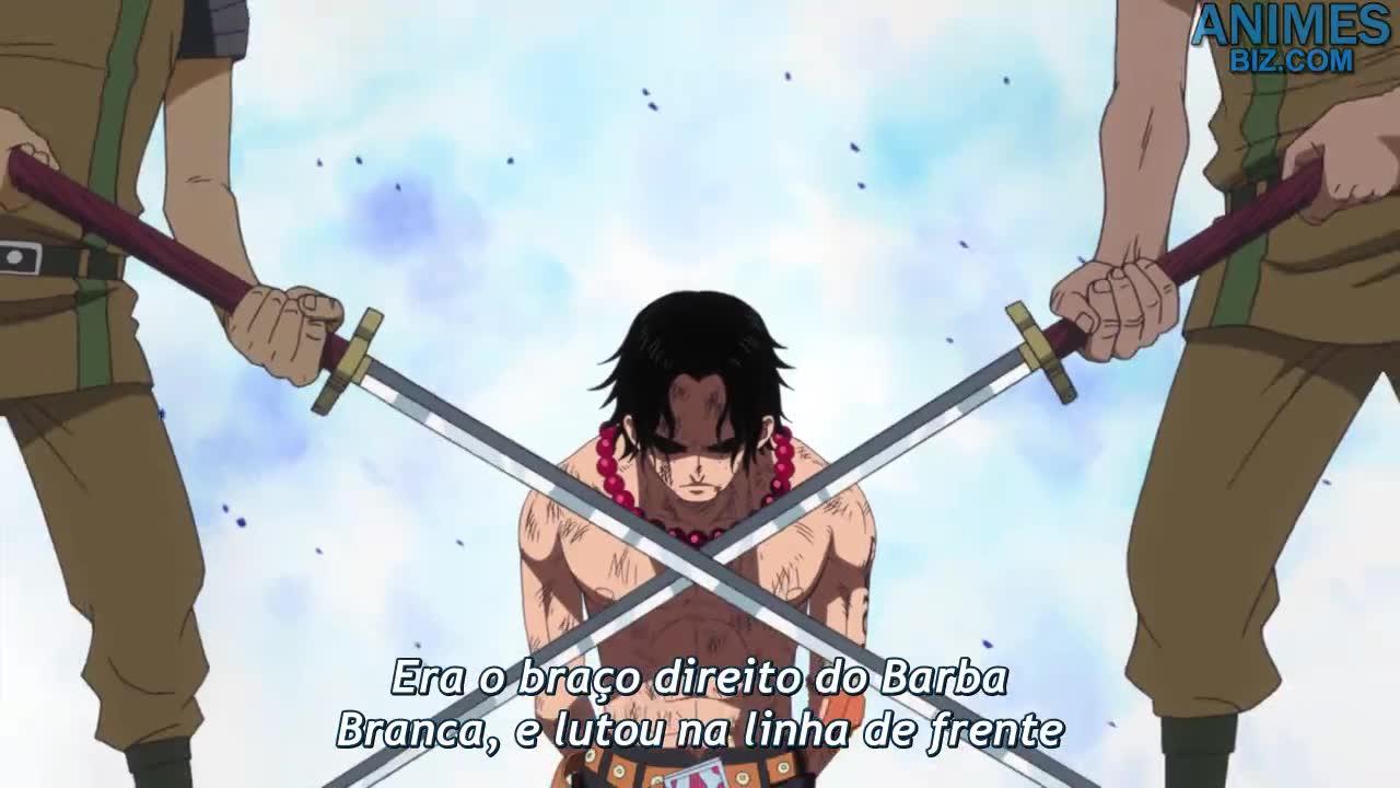 One Piece Episódio - 890Finalmente, Começou! Um Devaneio Repleto de Conspirações!