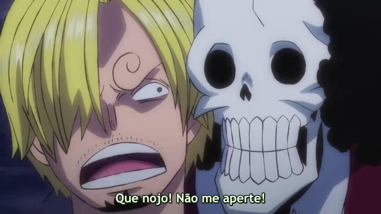 One Piece Episódio - 893Wana, o País dos Samurais Onde Flutuam as Pétalas de Cerejeira!