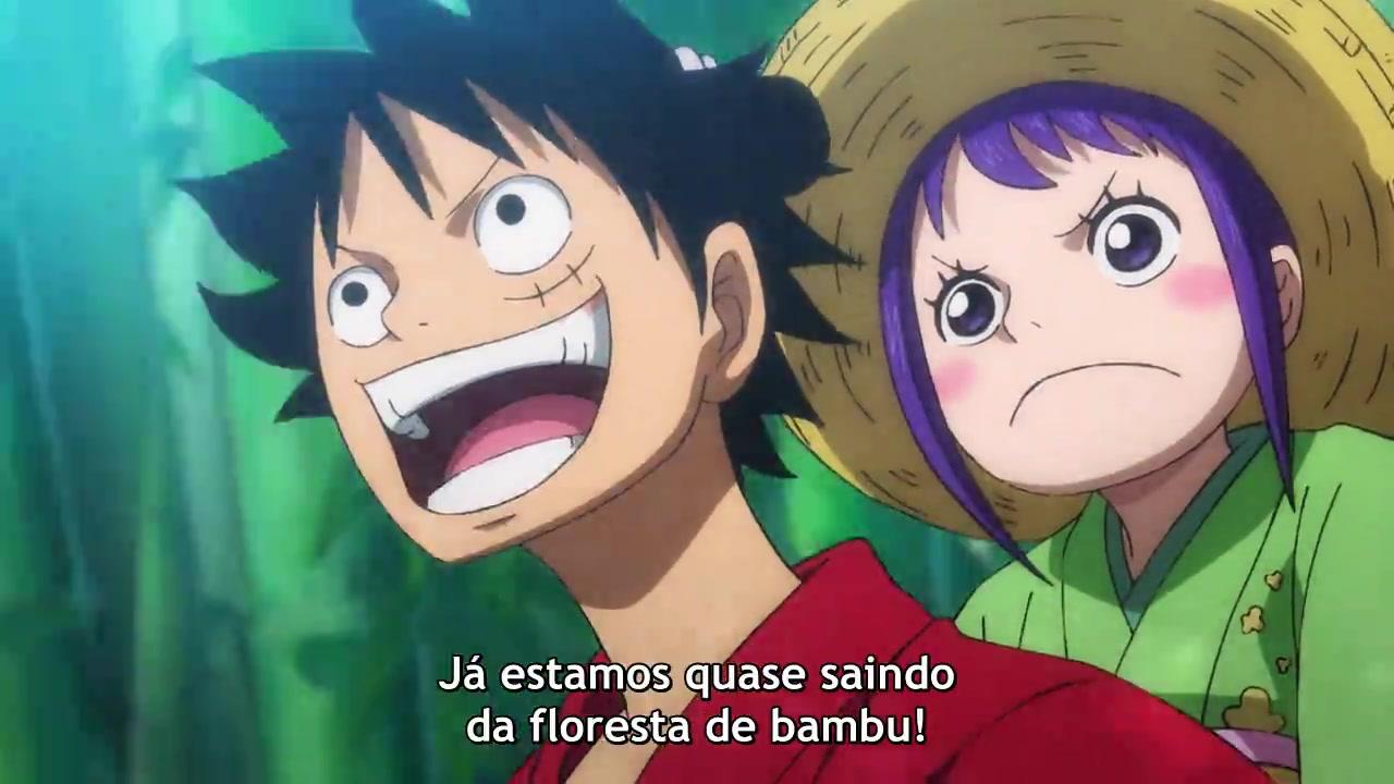 One Piece Episódio - 897Especial! Luffy VS O Rei da Carbonatação