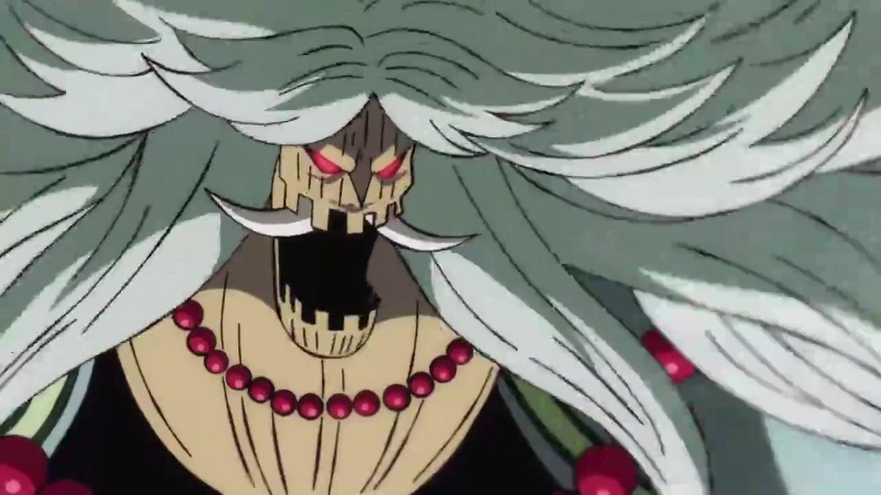 One Piece Episódio - 898Salvem Otama! Os Chapéus de Palha Vagam por Terras Ermas!