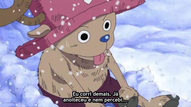 One Piece Episódio - 90As Flores De Cerejeiras De Hiluluk!