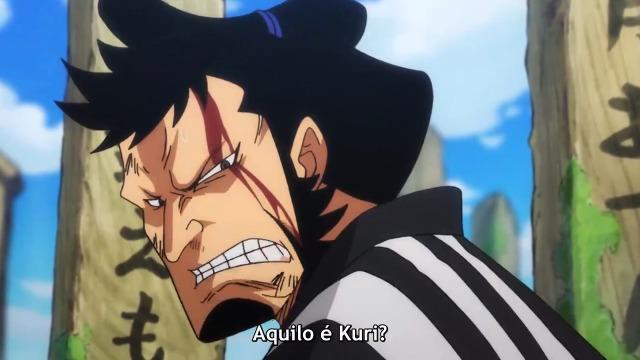 One Piece Episódio - 910O Samurai Lendário! O Homem Admirado por Roger!