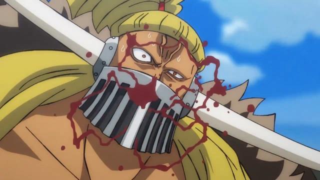 One Piece Episódio - 913Todos Aniquilados! NO Sopro de Fúria de Kaido!