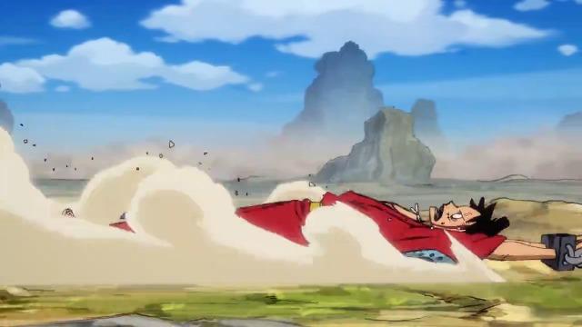 One Piece Episódio - 916Um Inferno em Vida! Luffy Humilhado na Grande Mina!