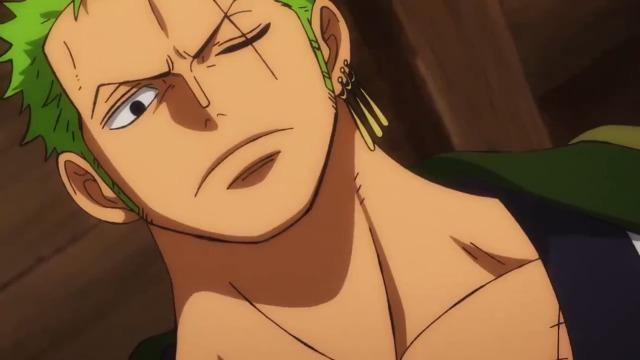 One Piece Episódio - 922Um conto de Intrepidez! A Viagem de Tonoyasu!
