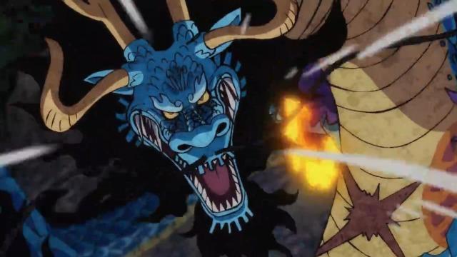 One Piece Episódio - 926Desesperador! Os Ameaçadores Oniwabanshu de Orochi!