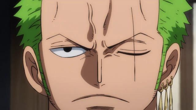 One Piece Episódio - 936Aprendendo na Marra! O Haki de Wano, Ryuo!