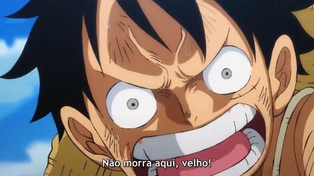One Piece Episódio - 946Detenham a Imperatriz do Mar! O Plano Secreto de Queen!