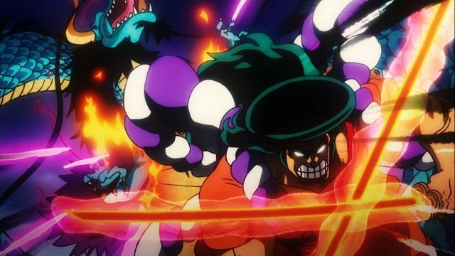 One Piece Episódio - 955Uma Nova Aliança?! O Exército de Kaido se Reúne!