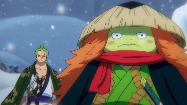 One Piece Episódio - 957Urgente! Um Incidente que Afetará os Sete Corsários!