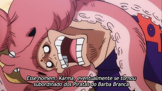 One Piece Episódio - 964O Irmão do Barba Branca! A Grande Aventura de Oden!