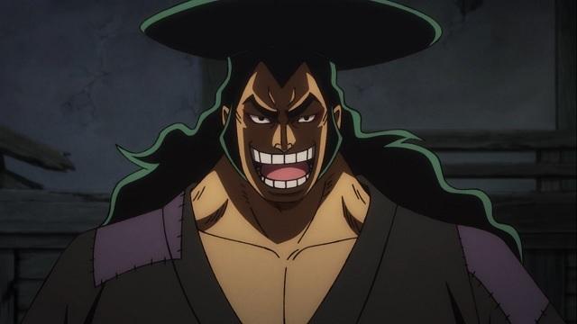 One Piece Episódio - 965Cruzando de Espadas! Roger e o Barba Branca!