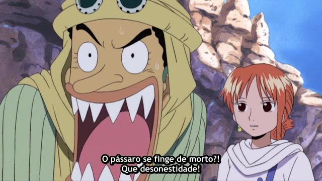 One Piece Episódio - 97Aventura No País Da Areia!